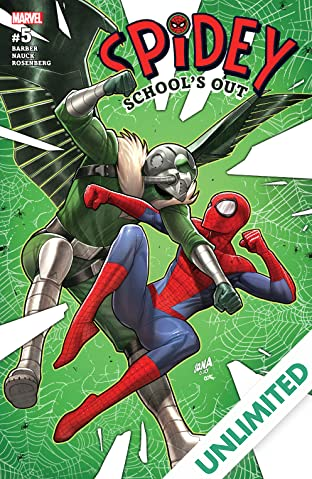 Spidey: School's Out (2018) (comiXology Originals) #5 (of 6)